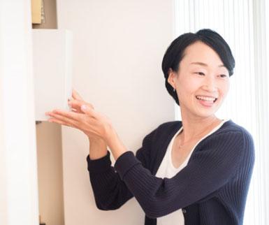 株式会社収納企画トトノエ堂 大島千恵子 様